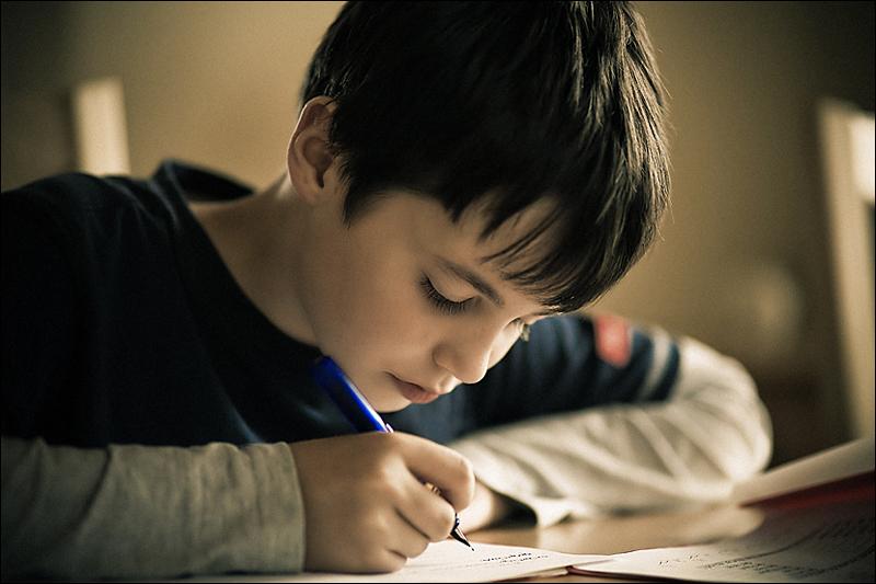 concentrazione nei bambini