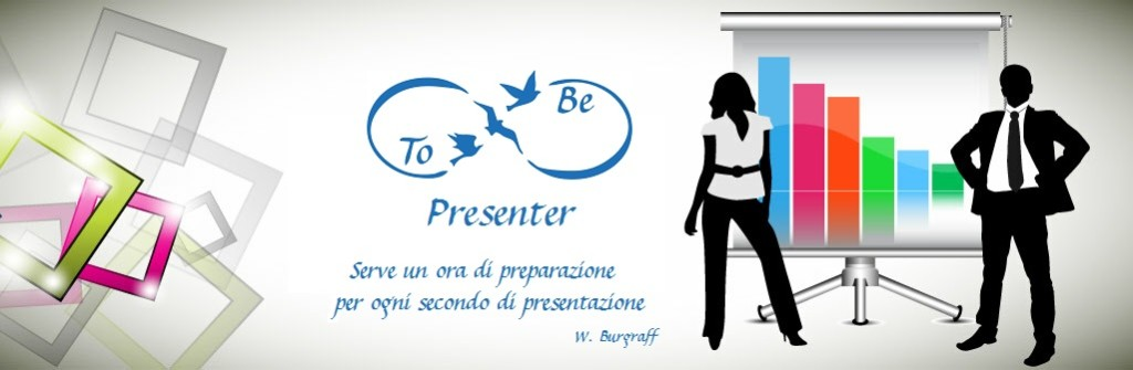 to be presenter