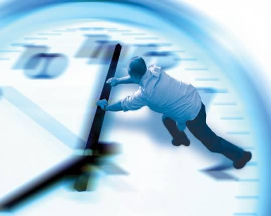 to be formazione lancette gestione tempo